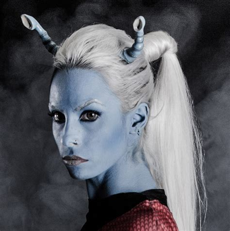 andorian star trek cosplay by misshatred by