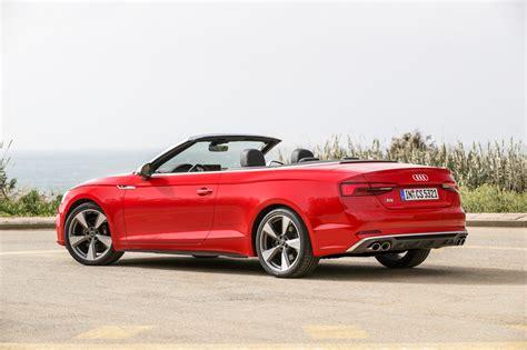 Audi A5 Cabrio Quattro Test audi s5 cabrio 3 0 tfsi quattro autotest en specificaties