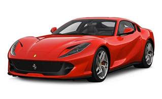 Lightning Car Price 812 Superfast Reviews 812 Superfast