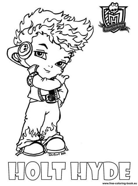 Coloring Pages Monster High Page 2 Printable Coloring High Coloring Pages Baby
