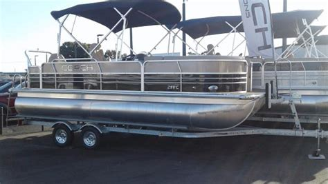 used coach pontoon gt marine clearwater boats for sale boats