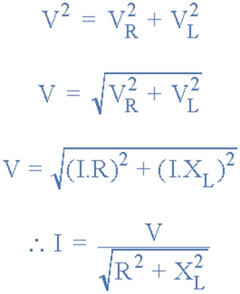 xl inductors xl inductors 28 images inductive reactance formulae calculations radio electronics