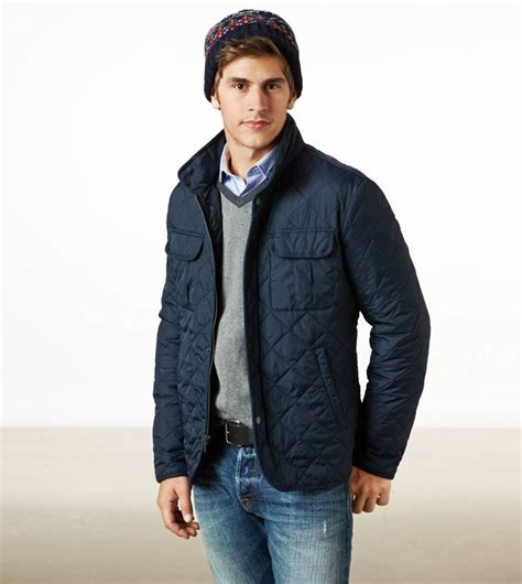 ae quilted jacket s apparel eagles