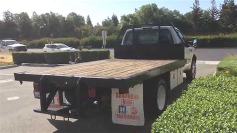 flat bed for sale for sale 2000 ford f450 7 3 diesel truck 12 quot flat bed