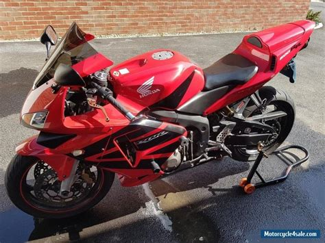 2003 Honda Cbr For Sale In United Kingdom