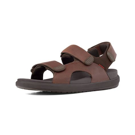 fitflop sandal fitflop fitflop landsurfer sandal in grained