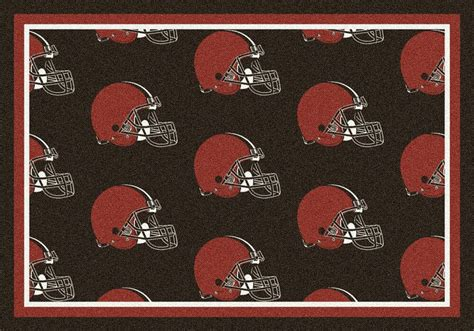Cleveland Browns Rug by Cleveland Browns Area Rug Nfl Browns Area Rugs