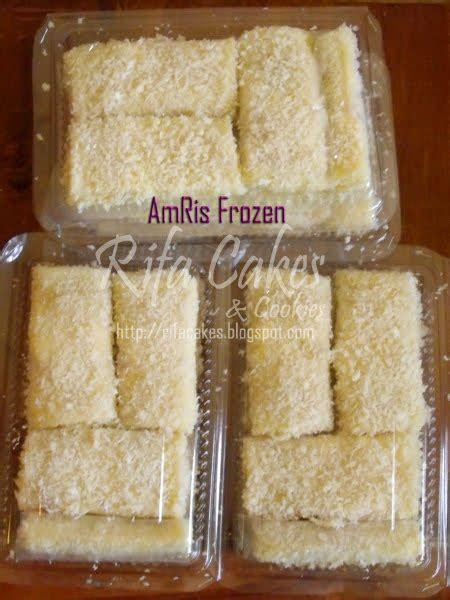 Amris American Risolles rifa cakes cake shop in bandung july 2010