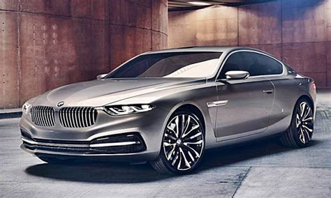 bmw unveils  series sedan release date bmw auto blogs