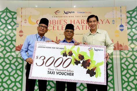 comfort taxi voucher news
