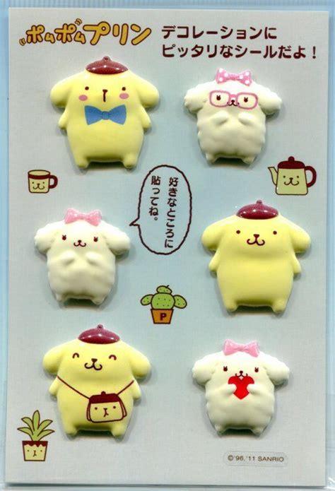 Sanrio Japan Cookies 36 best sanrio pom pom purin images on hello
