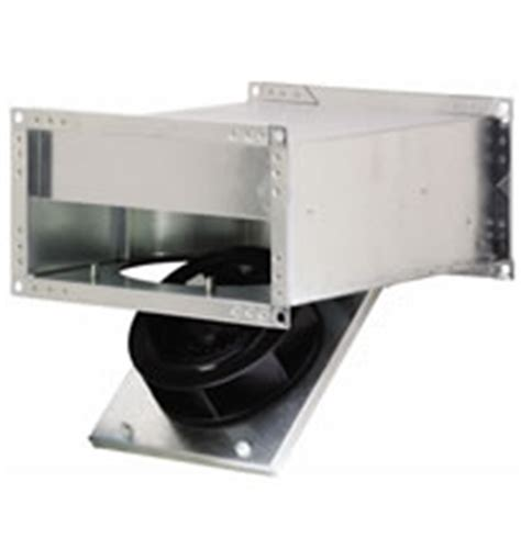 booster fan for ductwork hvacquick fantech frd inline rectangular low profile