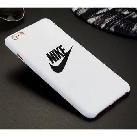 coque rigide blanche nike pour iphone 6 6s achat coque bumper pas cher avis et meilleur