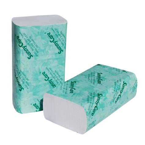 Multi Fold Paper Towels - multifold paper towels 1ply recycled white
