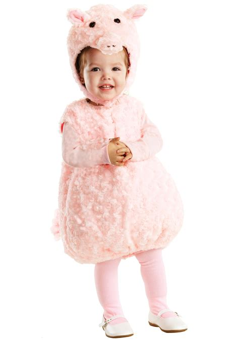 diy costumes for toddlers toddler pink piglet costume
