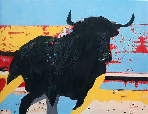 imagenes toros abstractos toro jon i 241 aki amuchastegui pombo artelista com