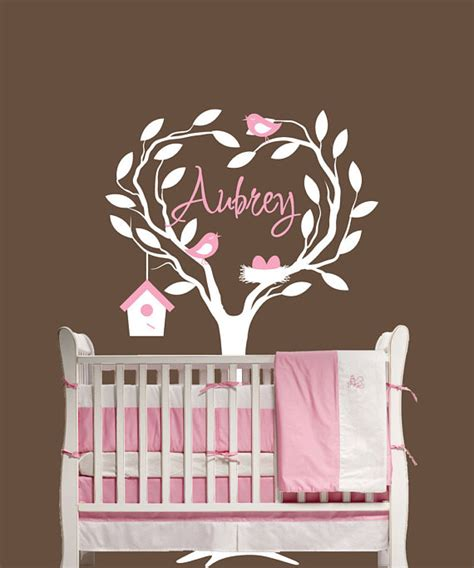 Children Wall Decal Nursery Personalized With Name Decor Name Decor For Nursery
