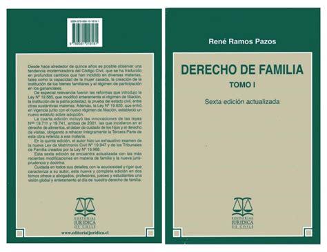 libros peruanos derecho newhairstylesformen2014com derecho de familia tomo i y ii ren 233 ramos pazos libros