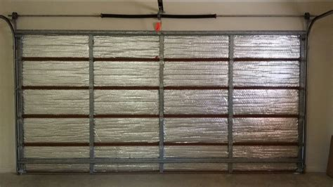 Garage Wall Insulation Tips by Tips Of Insulate Garage Door Home Design By Larizza