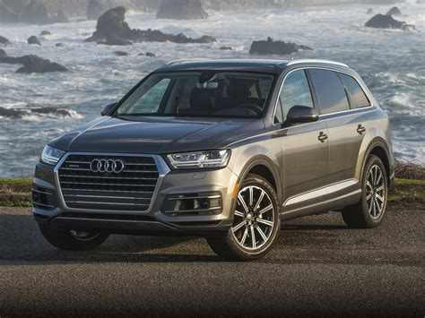 audi truck 2017 new 2017 audi q7 price photos reviews safety ratings