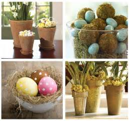 ideas for easter my easy easter decor