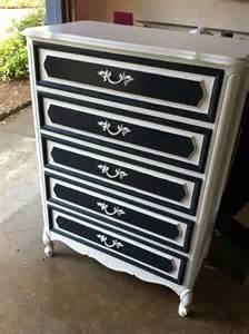 sophisticated junk pile style dresser