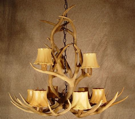 antler lighting fixtures antler furniture antler home decor