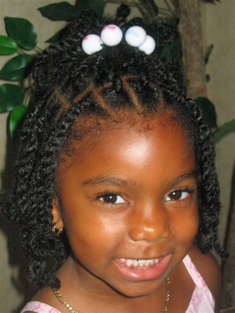 Little girl hairstyles african american girl shorthairstyleslong com