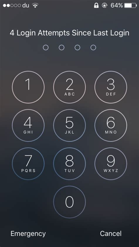 pattern password disable footer is wrong how many attempts to unlock iphone how to unlock your