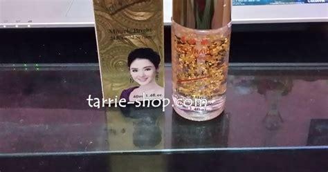 Deoonard Miracle Bright Gold Serum Serum Pemutih Wajah Original tarrie shop toko kosmetik terlengkap dan terpercaya serum deoonard gold 24k miracle