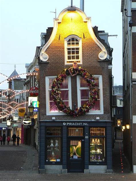 christmas decoration in utrecht passport pinterest