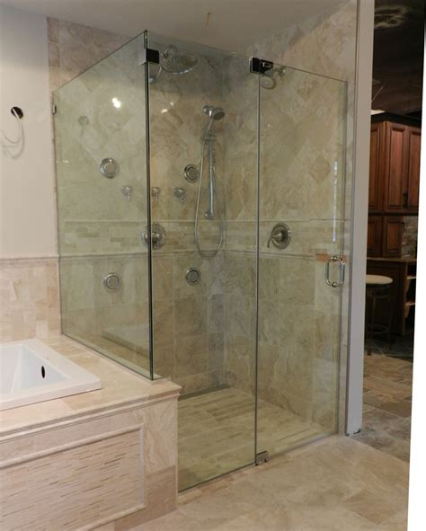 Glass Shower Door Options Frameless Glass Shower Doors Raleigh Nc Featured On Hgtvs A Door Can Create Showcase For Your