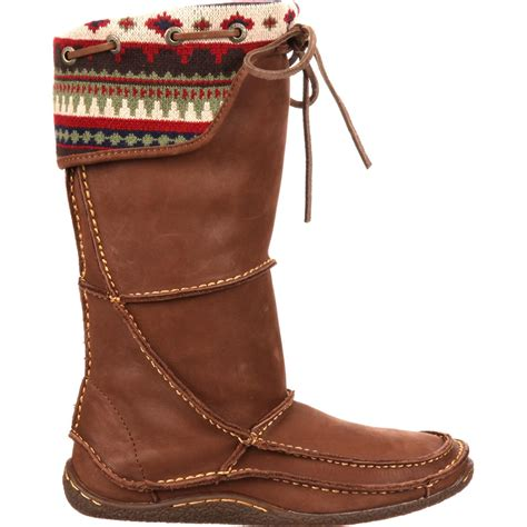 moccasin boots durango city santa fe s moccasin boots style