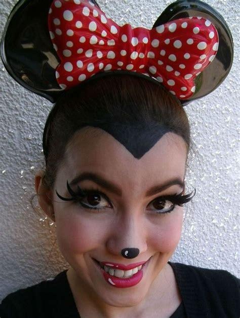 Mouse 605 Votre maquillage minnie facile