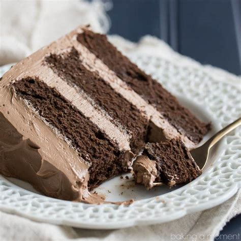 best easy chocolate cake recipe simply chocolate cake baking a moment