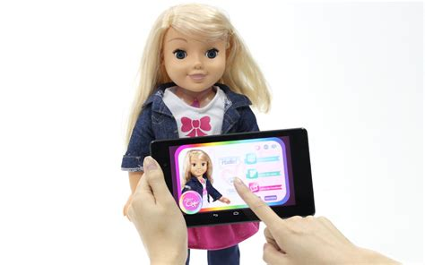 my friend cayla banned the doll banned by germany for being a transmitting device