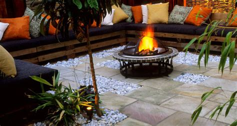 homemade fire pit   build   diy budget home