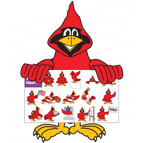 free clipart collection free cardinal clipart pictures clipartix
