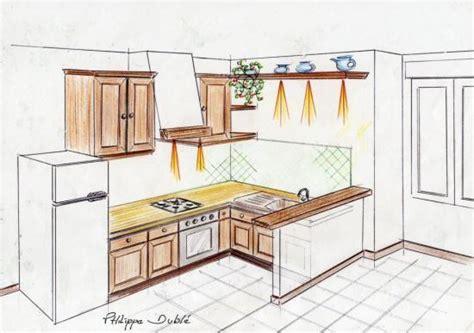 exemple plan de cuisine attrayant faire un plan de cuisine 1 exemple de plans