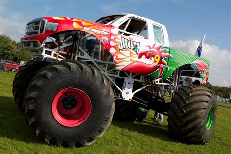 cool monster truck videos are monster trucks scary wonderopolis