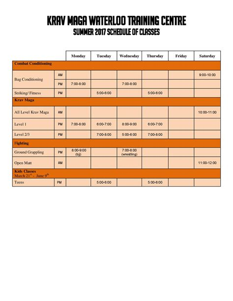 Uh Professional Mba Schedule by Schedule