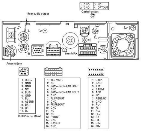 pioneer mvh x380bt wiring diagram 33 wiring diagram