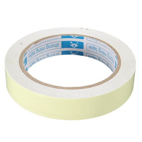 Glow In The Luminous Adhesive 1 5 Cm X 10 M Lakban 2cm x 10m luminous self adhesive warning vision glow in safety stage