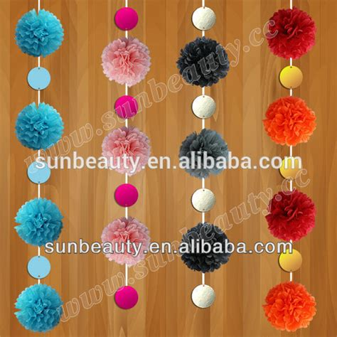 How To Make Paper Garland Decorations - indian wedding garland decorations paper flower garland