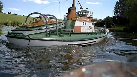 youtube model boats graupner adolph bermphol vegesach scale model rc