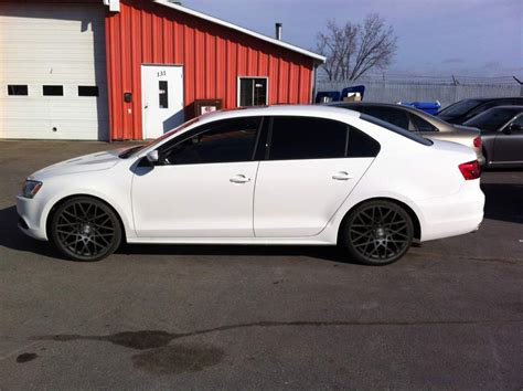 white volkswagen passat black rims black on white jetta jetta cars