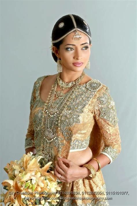 hairstyles for sarees in sri lanka 829 best images about sri lankan brides on pinterest