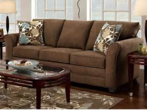 couches decorating ideas brown sofa living room