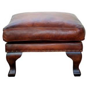 fancy leather bar stools leather foot stools footstool collections sunny stool