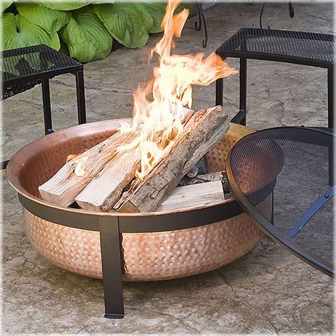 Fire Pits Webnuggetz Com Copper Firepits